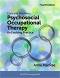Cara and MacRae Psychosocial Occupational Therapy