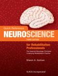 Quick Reference Neuroscience for Rehabiliation Professionals 3E