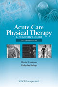 Acute Care Physical Therapy Second Edition
