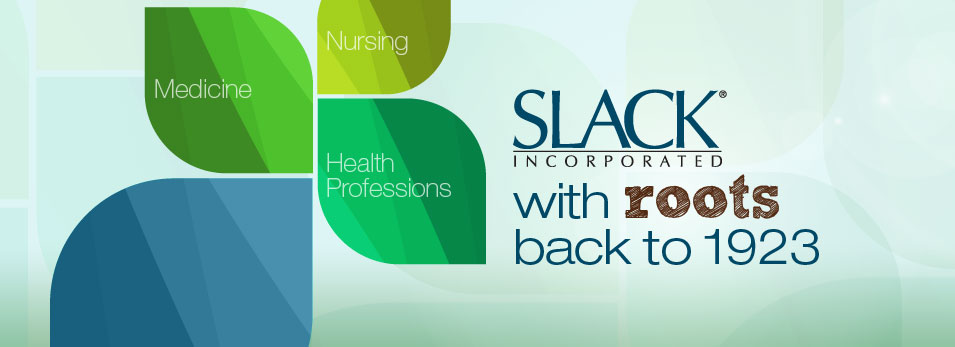 SLACK Inc., with roots back to 1923