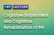 Cognitive Impairment and Cognitive Rehabilitation of MS