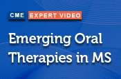 Emerging Oral Therapies in MS