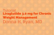 Liraglutide 3.0 mg for Chronic Weight Management