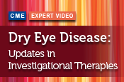 Dry Eye Disease: Updates in Investigational Therapies