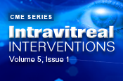 Intravitreal Interventions: Volume 5, Number 1