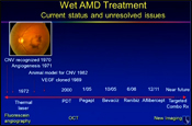 Emerging Therapies for NV AMD