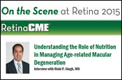 Understanding the Role of Nutrition in Managing Age-related Macular Degeneration