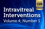 Intravitreal Interventions: Volume 4, Issue 1