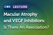 Macular Atrophy and VEGF Inhibitors: Is There an Association?