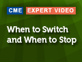 When to Switch and When to Stop