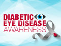 Diabetic Eye Disease Awareness