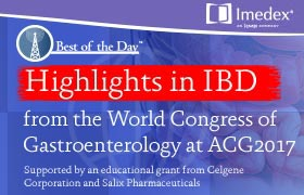 Best of the Day™: Highlights in IBD from the World Congress of Gastroenterology at ACG2017