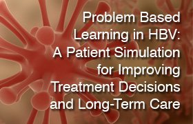 Problem Based Learning in HBV: A Patient Simulation for Improving Treatment Decisions and Long-Term Care