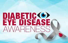 Diabetic Eye Disease Awareness