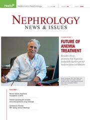 Nephrology News & Issues