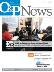 O&P News July 2017 issue