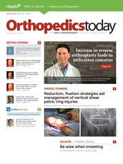 Orthopedics Today