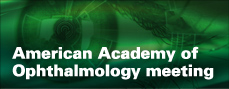 American Academy of Ophthalmology Meeting