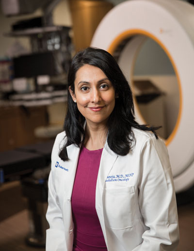 Individuals with HIV historically have been excluded from oncology trials, creating doubt about whether best available cancer treatments are equally effective and tolerable in this patient population, according to Gita Suneja, MD, MS.
