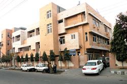 Daljit Singh Eye Hospital