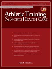 Athletic Training and Sports Health Care