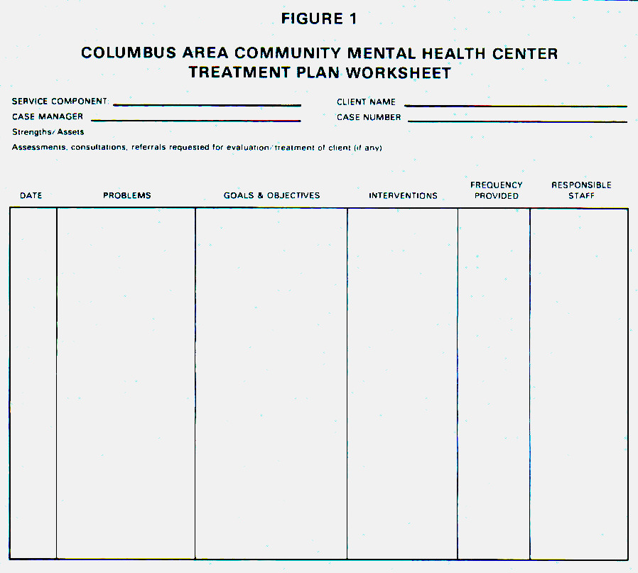 For Nursing Homes A Linkage System To Mental Health Centers