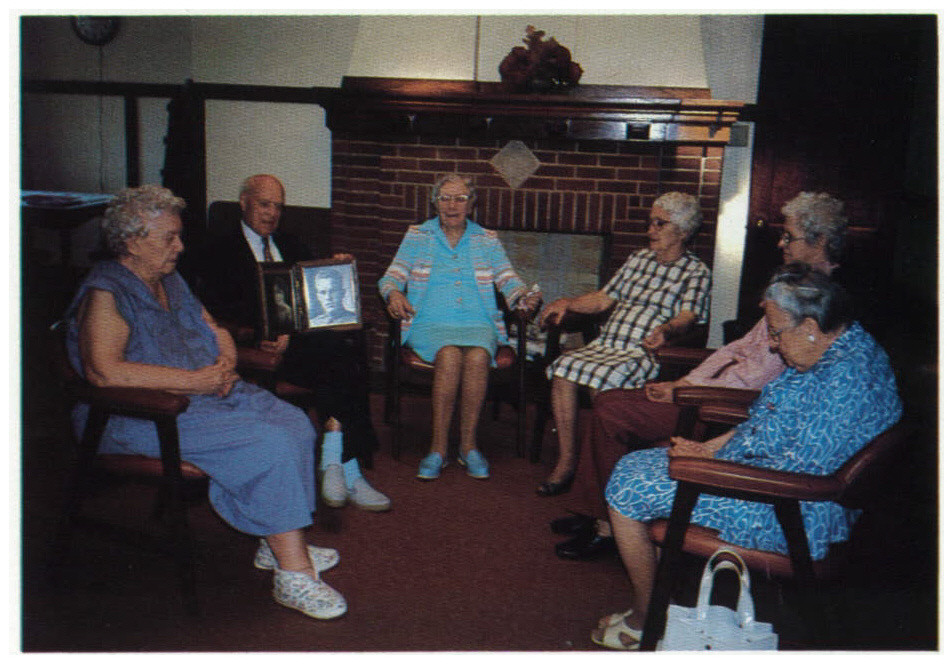 """reminiscence and life review group for What is life review  1963 titled, """"the life review: an interpretation of reminiscence in the aged this article provided a name for  or group who did you want."""