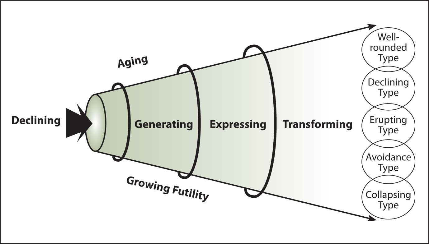 A Paradigm Model of the Aging Process.
