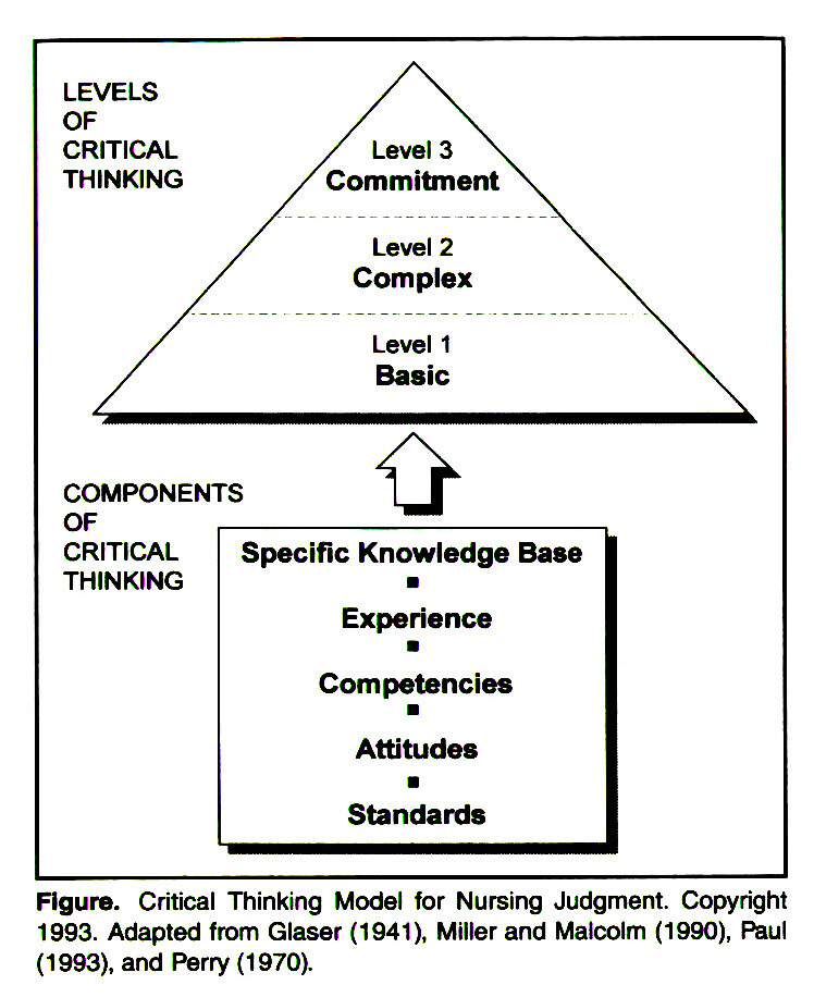the critical thinking model Red team thinking critical thinking critical book with the development of a theoretical model of critical thinking and the identification of eight high pay.