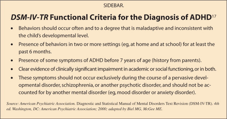 Attention Deficit Hyperactivity Disorder Dsm 5 314 01 Icd 10 Cm Multiple Codes