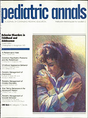 Pediatric Annals