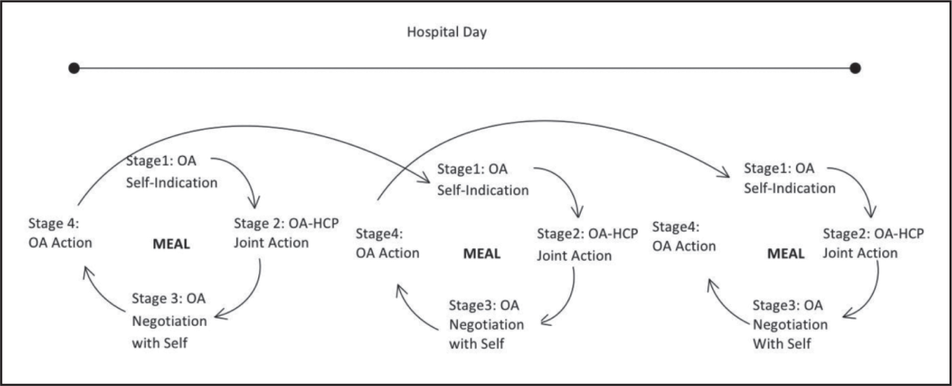 The Theory of Compromised Eating Behavior.Note. OA = older adult; HCP = health care provider.