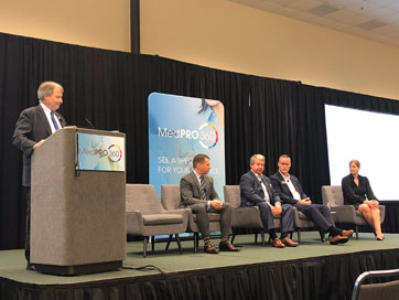 Private equity panel, SECO 2019