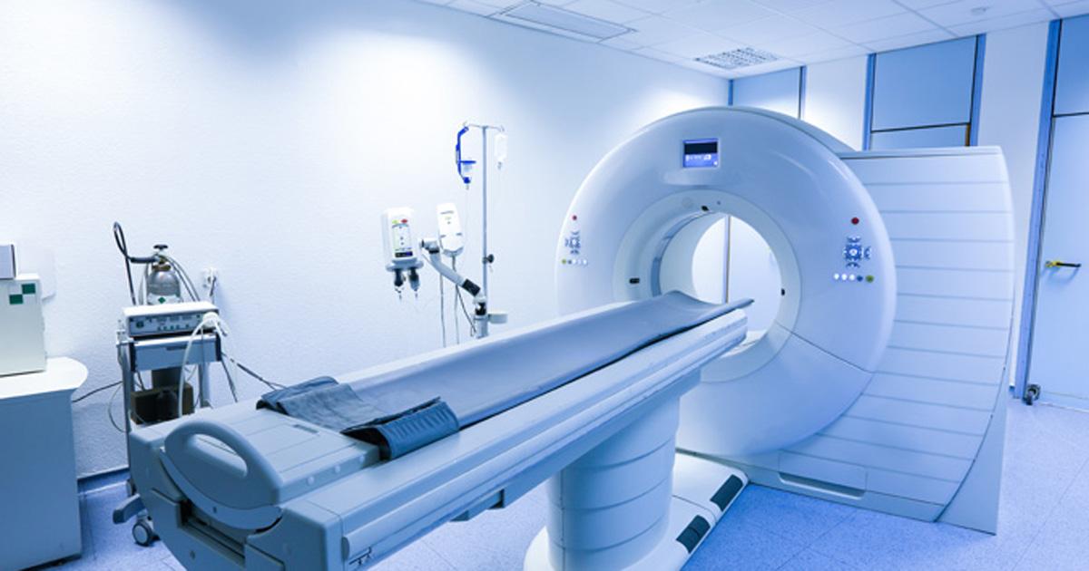 CT scan equipment