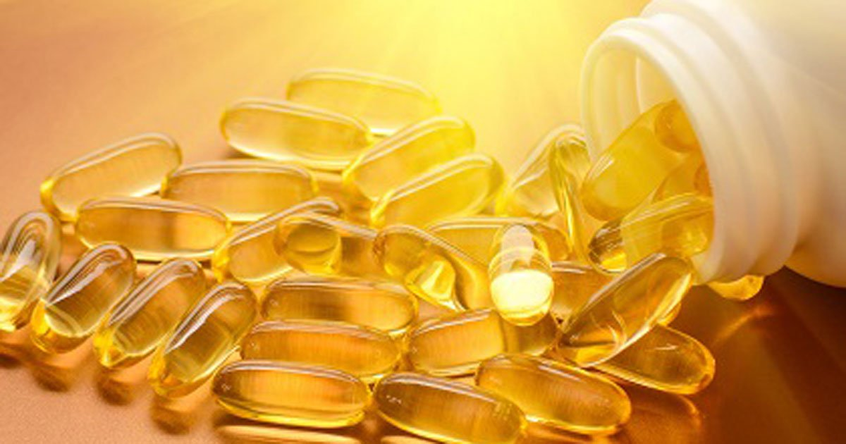 Photo of vitamin D pills_Shutterstock